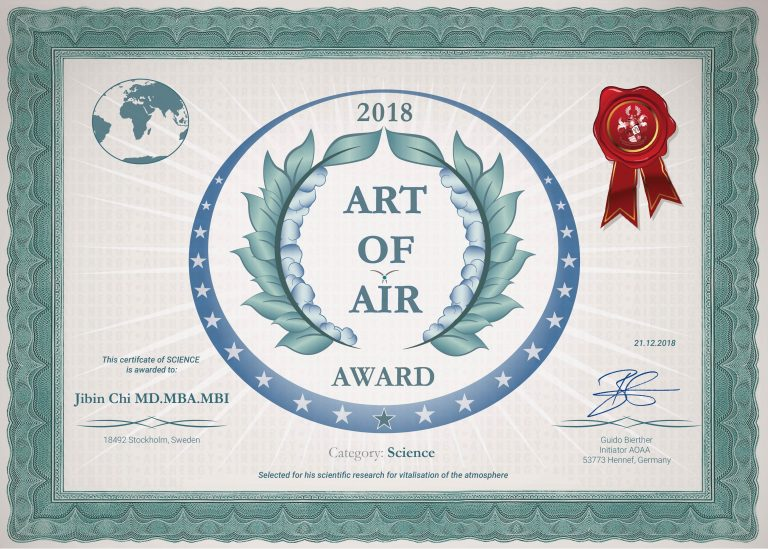 Art of Air Award AoAA - Verleihung 2018 - 9
