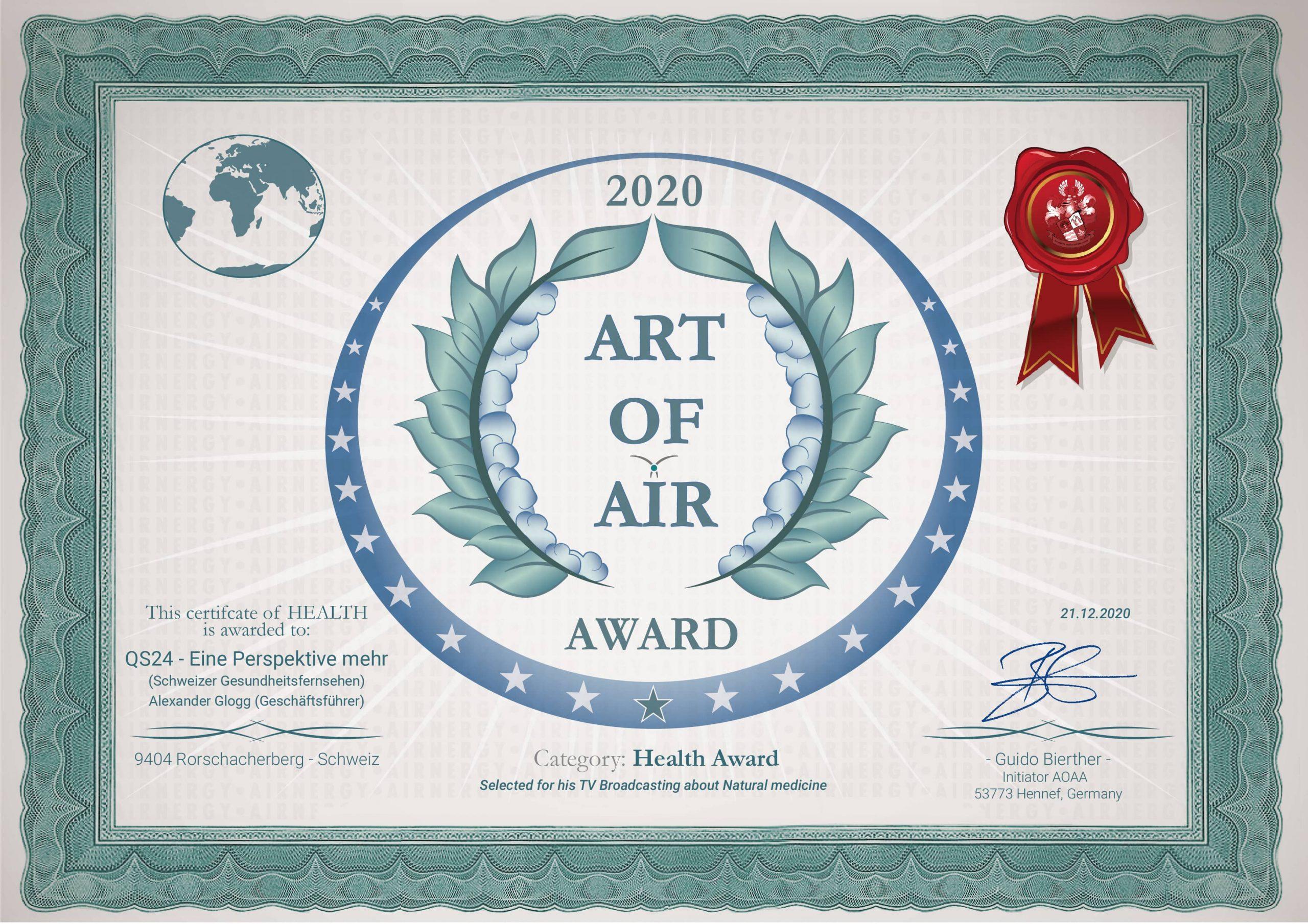 Health Award